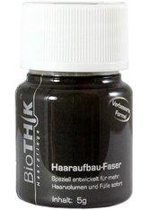 Biothik Haaraufbau-Faser 5g - S1 Schwarz/Black Schütthaar
