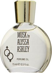 Alyssa Ashley Unisexdüfte Musk Perfume Oil 15 ml