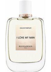 Roos & Roos Paris I Love My Man Eau de Parfum (EdP) 100 ml Parfüm