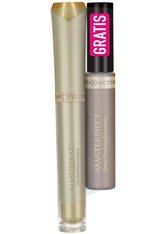 Aktion - Max Factor Masterpiece Mascara Black + Gratis Colour Precision Eyeshadow Pearl Beige