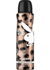 Playboy Damendüfte Play It Wild Deodorant Body Spray 150 ml