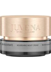Juvena Skin Rejuvenate Nourishing Night Cream Normal To Dry Skin 50 ml Nachtcreme