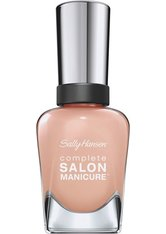 SALLY HANSEN - Sally Hansen Complete Salon Manicure Nagellack 212-Au Nature-al 14,7 ml - Nagellack