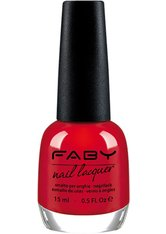 Faby Nagellack Classic Collection Red Reflex 15 ml