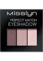 MISSLYN - Misslyn Perfect Match Eyeshadow Lovely Lolita 53 1,2 g Lidschatten - Lidschatten