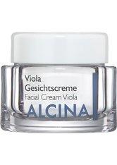 ALCINA Trockene Haut Viola Gesichtscreme 100 ml