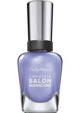 SALLY HANSEN - Sally Hansen Complete Salon Manicure Nagellack 410-Hat's Off to Hue 14,7 ml - Nagellack