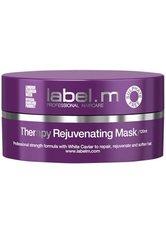 LABEL.M - label.m Therapy Rejuvenating Mask (gegen Haaralterung) 120ml - HAARMASKEN