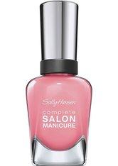 SALLY HANSEN - Sally Hansen Complete Salon Manicure Nagellack 510-I Pink I Can 14,7 ml - Nagellack