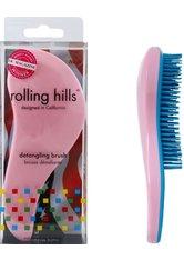 Rolling Hills Professional Detangling Brush Light Pink Haarbürste