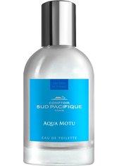 Comptoir Sud Pacifique Kollektionen Les Eaux de Voyage Aqua Motu Eau de Toilette Spray 30 ml