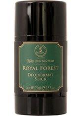 Taylor of Old Bond Street Royal Forest Deodorant Stick 75 g