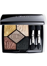 Dior 5 Couleurs Happy 2020 Limitierte Edition Lidschattenpalette 017 Celebrate in Gold 3 g Lidschatten Palette