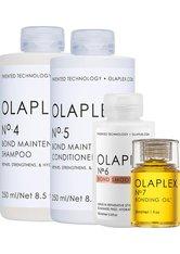 OLAPLEX - Set - Olaplex Profi Haarpflegeset - Haarpflegesets