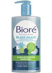 Bioré Blaue Agave & Backpuler Ausgleichendes Waschgel 200 ml Flüssigseife