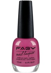Faby Nagellack Classic Collection Raspberry Jelly 15 ml