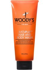 Woody's Just 4 Play Body Wash 296 ml Shampoo