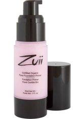 Zuii Organic Foundation Primer Colour Corrective Mauve 101 30 ml Flüssige Foundation