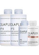 OLAPLEX - Set - Olaplex Profi Set Haarpflegeset - Haarpflegesets