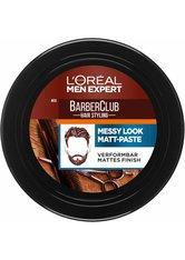 L'Oréal Men Expert Barber Club Messy Look Matt-Paste Haarpaste 75 ml