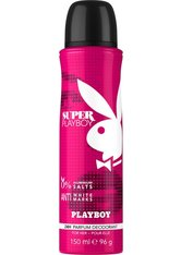 Playboy Damendüfte Super Women Deodorant Body Spray 150 ml