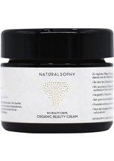 NATURALSOPHY Organic Beauty Cream 50 ml Gesichtscreme