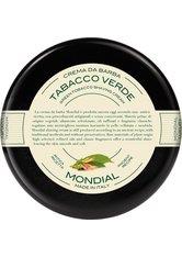 Mondial Luxury Shaving Cream Plexi Bowl 150 ml Tabacco Verde Rasiercreme