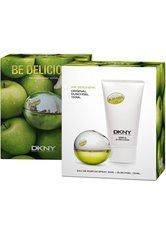 DKNY Damendüfte Be Delicious Summer Set Eau de Parfum Spray 30 ml + Shower Gel 150 ml 1 Stk.