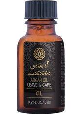 Gold of Morocco Argan Oil Leave In Care Haar-Öl normal 5 ml Haaröl
