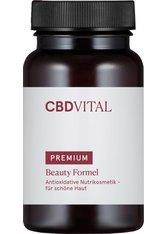 CBD VITAL Premium Beauty Formel Nahrungsergänzungsmittel 60 Stk