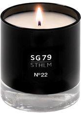 SG79   STHLM No. 22 Green Duftkerze 145 g