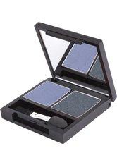 Zuii Organic Eyeshadow Duo Denim 34 g Lidschatten Palette