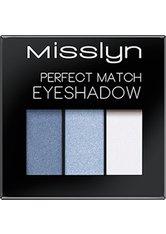 Misslyn Perfect Match Eyeshadow Overnight Express 74 1,2 g Lidschatten