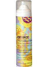 AMIKA - Amika Touchable Hairspray 48,8 ml Haarspray - HAARSPRAY & HAARLACK
