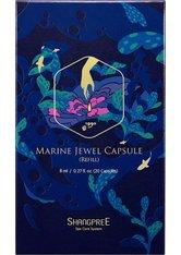SHANGPREE - Shangpree Marine Jewel Capsule Refill 8 ml (0,4 ml x 20 Kapseln) Gesichtsserum - Serum