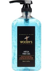 Woody's Mega Firm Gel 500 ml Haargel