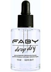 FABY - Faby Drop Dry 50 ml Nagellacktrockner - Nagellack