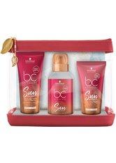 Schwarzkopf Professional BC Bonacure Sun Protect Beauty Bag Haarpflegeset