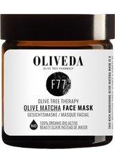 Oliveda F77 Olive Matcha Face Mask 60 ml Gesichtsmaske
