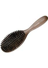Efalock Herrenbürste 10-reihig weiche Borsten Haarbürste
