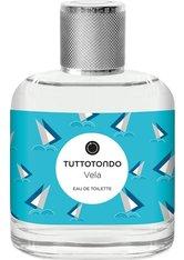 TUTTOTONDO - Tuttotondo Unisexdüfte Vela Eau de Toilette Spray 100 ml - PARFUM