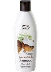 Swiss o Par Kokos-Milch Shampoo 250 ml