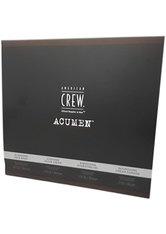 American Crew Acumen 4 Step Regimen Kit Pflegeset