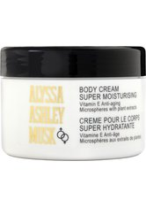 Alyssa Ashley Unisexdüfte Musk Body Cream 250 ml