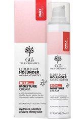 GGs Natureceuticals Rich Moisture Cream 50 ml Gesichtscreme