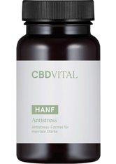 CBD VITAL Hanf Antistress 60 Kapseln Nahrungsergänzungsmittel