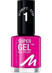 Manhattan Make-up Nägel Super Gel Nail Polish Nr. 315 Cherry Hill 12 ml