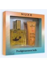 Aktion - Nuxe Sommer Bestseller Set Huile Prodigieuse + gratis Sun Crème Visage Sonnenpflegeset