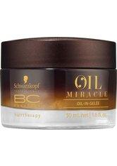 Schwarzkopf BC Bonacure Oil Miracle Oil in Gelée 50 ml Haargel