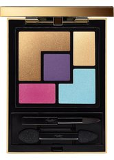 YVES SAINT LAURENT - Yves Saint Laurent Augen 5 Color Eyeshadow Palette (Farbe: Ballets Russes [11], 5 g) - LIDSCHATTEN